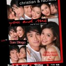 """Christian Bautista & Rachelle Ann Go """"You and Me"""" Concert"""