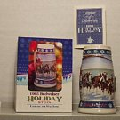 BUDWEISER CS263 1995 HOLIDAY LIGHTING WAY HOME #16 MUG