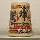 BUDWEISER N3989 1992 ADVERTISING DECADES #1 MUG STEIN