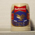 BUDWEISER SO42268 1989 ND SD CENTENNIAL STEIN MUG