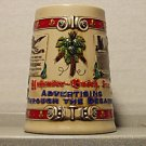 BUDWEISER SO85203 1995 ADVERTISING DECADES #3 MUG STEIN