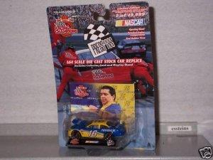 NASCAR 1999 #16 KEVIN LAPAGE PRIMESTAR 1/64 PRESS PASS
