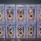 BUD LIGHT CS382 NHL 10 SET HOCKEY STEINS BUDWEISER LOT
