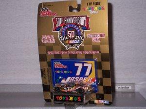 NASCAR 1998 #77 ROBERT PRESLEY JASPER 1/64RC Toys R Us