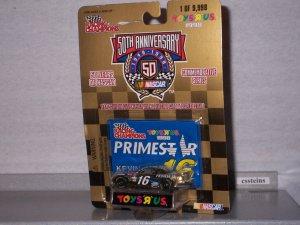 NASCAR 1998 #16 KEVIN LaPAGE PRIMESTAR 1/64RC Toys R Us