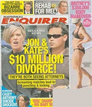 National Enquirer - 1 Year Subscription - New or Renew - SAVE!