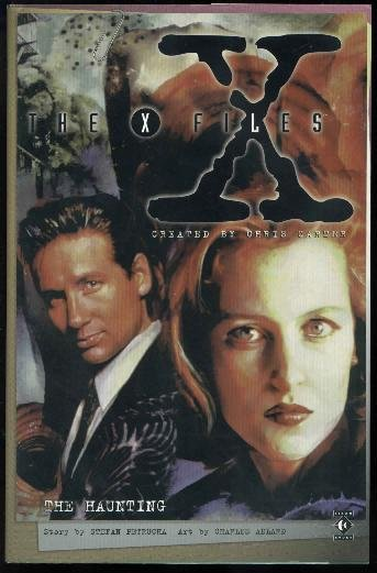 X-Files: The Haunting - Graphic/Comic-like 5 Stories
