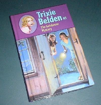 Trixie Belden HC Gatehouse Mystery, Random House (2003)
