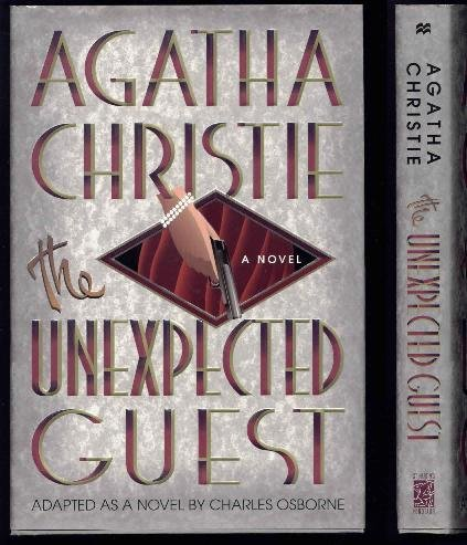 Unexpected Guest HCw/DJ - Agatha Christie Mystery