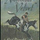 National Velvet - Enid Bagnold, Horse Racing Story HC