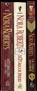 Nora Roberts 3pbs MacGregors - Daniel&Ian, MacGregor Brides, Perfect Neighbor