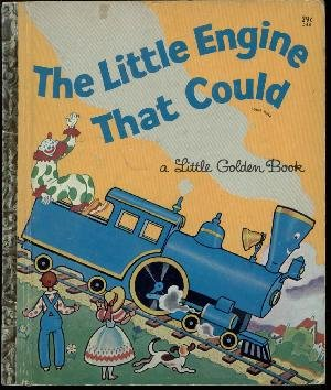 LGB #548 - The Little Engine That Could, 'A' Printing, Retold by Watty Piper