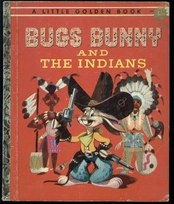 LGB #430 - Bugs Bunny and the Indians 'D' Printing,  Warner Bros.
