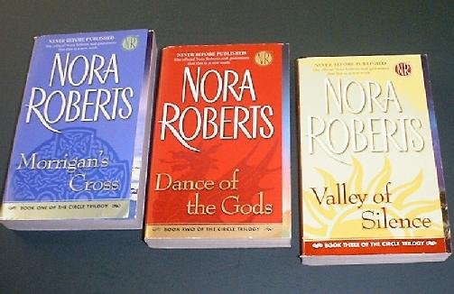 Nora Roberts - Circle Trilogy Complete, Paranormal Romance