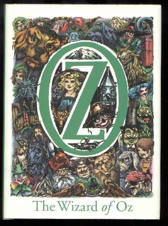 Wizard of Oz, L. Frank Baum - HCwDJ Borders Press Reprint