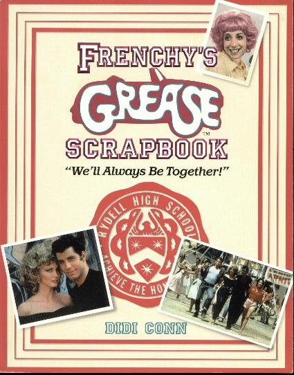 Frenchy's Grease Scrapbook, Didi Conn - Behind-the-Scenes Making of Movie