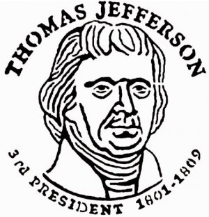 Thomas Jefferson Coin Design