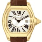 Cartier Roadster 18kt Yellow Gold Ladies W62018Y5