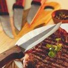 Chicago Cutlery Basics 4-Pc Steak Knife Set (walnut)