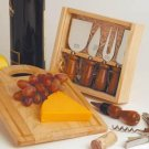 Chicago Cutlery 8-Pc Wine & Cheese Set