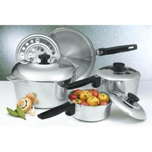 Magnalite 8-Pc Cookware Set