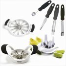 NORPRO Grip-Ez Fruit/Vegetable Cutting Set