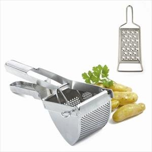 NORPRO Grip-Ez Potato Ricer and Grater