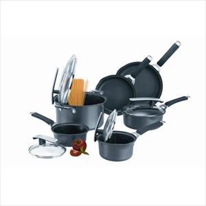 Pyrex Aluminum Non-Stick 10-pc Cookware Set