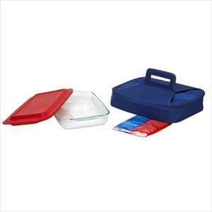 Pyrex Portables 4-Pc Set