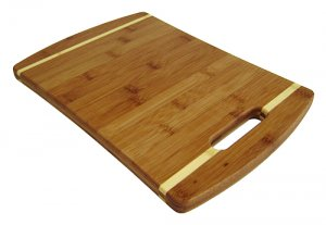 14 X 10 MALIBU BAMBOO CUTTING BOARD