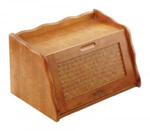 BREAD BOX RATTAN