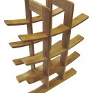 BAMBOO WINE BOTTLE RACK