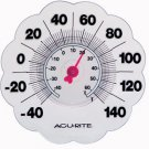 Accurite 7 Transparent Suction Cup Therm.
