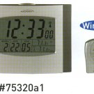 Accurite Wireless Atomix Clock/Therm. with Sensor