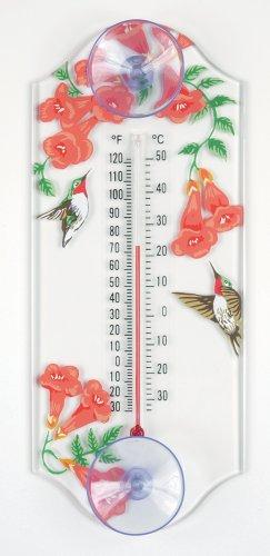 Hummingbird Thermometer