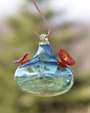 Snitch Hummingbird Feeder