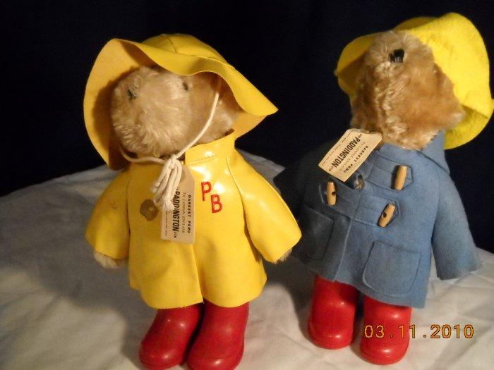 Two Paddington Bears