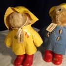 Two Paddington Bears