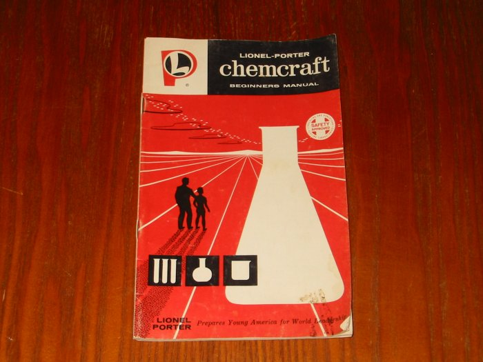 Chemcraft Beginners Manual