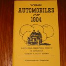 The Automobiles Of 1904