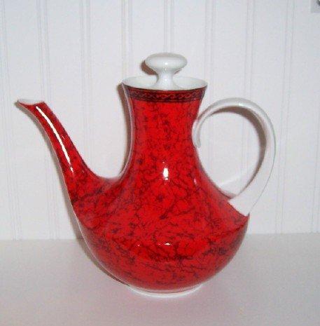 Block Flamenco Bidasoa Demitasse Teapot Pot