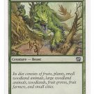 Magic The Gathering MTG Enormous Baloth 8th Edition