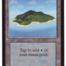 Magic The Gathering MTG Land Island International Edition Promo Card 1993