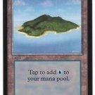 Magic The Gathering MTG Land Island International Edition Promo Card 1993