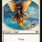Magic MTG Promo Token Angel Conflux