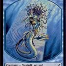 Magic MTG Promo Token Merfolk Wizard Lorwyn