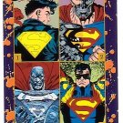Superman : Bloodlines Promo Trading Card