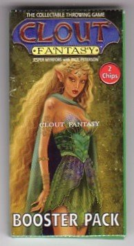 Clout Fantasy Base Booster Pack NEW - Maxine Gadd