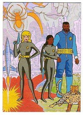 Adventures of Amethyst Welles - Prism Promo Card
