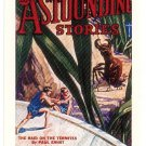 Classic Sci-Fi Art Astounding Science Fiction Card #12